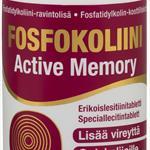 Fosfokoliini Active Memory, 150 таблеток / 60 g
