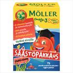 Moller Оmega-3 Pikkukalat 72