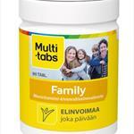 Multi-Tabs Family Поливитамины для всей семьи, 90  таблеток