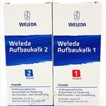 Weleda Aufbaukalki 1+2 Препарат для нормализации  кальциевого обмена.