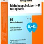Maitohappobakteeri+b6