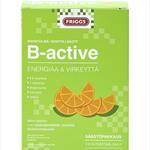 B-ACTIVE PORETABLETTI, Растворимый витаминный  комплекс для людей с активным образом жизни, 3х20 шт.