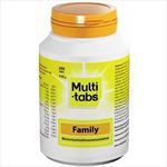 Multi-Tabs Family Поливитамины для всей семьи, 200 таблеток